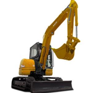 Mini excavator Kato Imer 45 v4