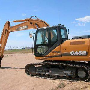 Crawler Excavator 17 Tn