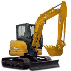 Mini Excavator Kato Imer 55 V4