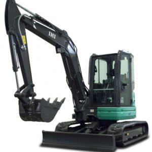 Mini Excavator Kato Imer 60 V4
