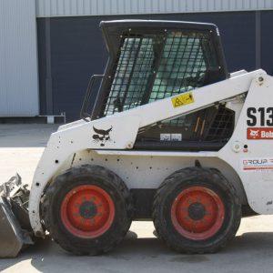 Mini loader Bobcat S130