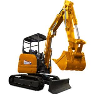 Mini Excavator Kato Imer 27 V4