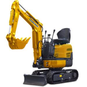 Mini Excavator Kato Imer 09 VXE