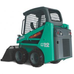 Skid steer loader 90 Cm Wide kato Imer AS12