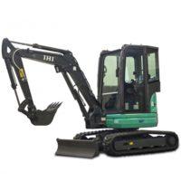 Mini excavators