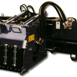 Milling Machine For Miniloader
