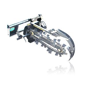 Trencher for Miniloader